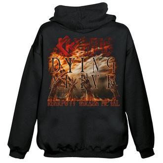 hoodie men's Kreator - Dying Alive - NUCLEAR BLAST, NUCLEAR BLAST, Kreator