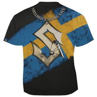 t-shirt metal men's unisex Sabaton - Swedish Empire Live Deluxe - NUCLEAR BLAST, NUCLEAR BLAST, Sabaton