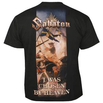 t-shirt metal men's unisex Sabaton - I Was Chosen By Heaven - NUCLEAR BLAST, NUCLEAR BLAST, Sabaton