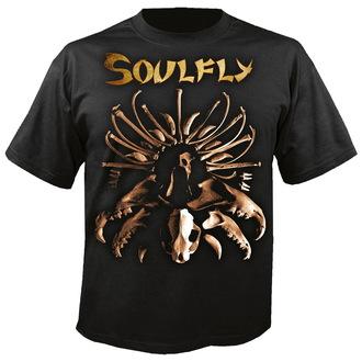 Metal T-Shirt men's unisex Soulfly - Bones - NUCLEAR BLAST - 22264_TS