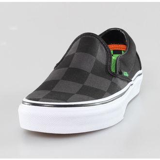 low sneakers women's - Classic Slip-On (Captain Fin) - VANS, VANS