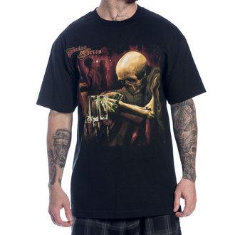 t-shirt hardcore men's unisex - Torres - SULLEN - SCM0156_BK