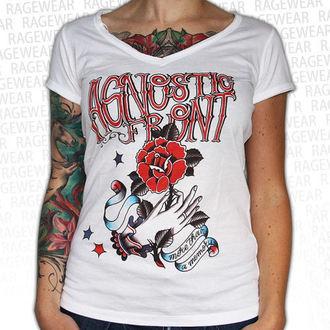 t-shirt metal women's unisex Agnostic Front - Memory - RAGEWEAR - 001GSW53