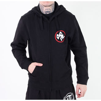 hoodie men's Dirty Rotten Imbeciles - Red Circle Skanker - RAGEWEAR, RAGEWEAR, Dirty Rotten Imbeciles