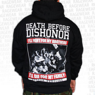 hoodie men's Death Before Dishonor - Live Shot - RAGEWEAR, RAGEWEAR, Death Before Dishonor