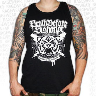 top men Death Before Dishonor - Tiger - Black - RAGEWEAR, RAGEWEAR, Death Before Dishonor