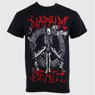 t-shirt metal men's unisex Napalm Death - - RAGEWEAR, RAGEWEAR, Napalm Death