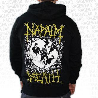 hoodie men's Napalm Death - Ultilitarian - RAGEWEAR
