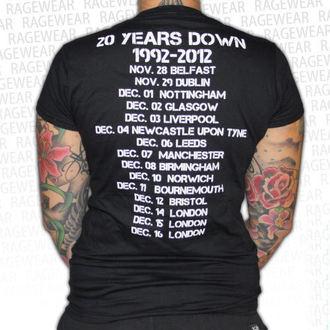 t-shirt metal women's unisex Rancid - Tiger - RAGEWEAR, RAGEWEAR, Rancid
