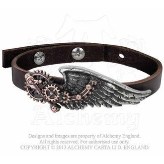 bracelet The Black Baron Technician's Wings - ALCHEMY GOTHIC - A100