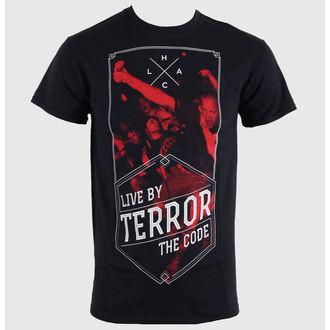 t-shirt metal men's unisex Terror - Hexagon - RAGEWEAR - 029TSS045