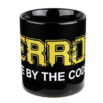 cup Terror - Live by the Code - RAGEWEAR, RAGEWEAR, Terror