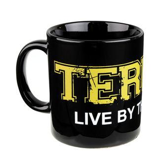 cup Terror - Live by the Code - RAGEWEAR - 029MUG35