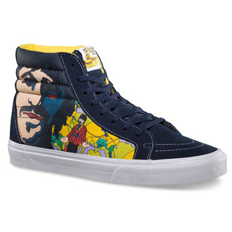 high sneakers women's Beatles - SK8-HI Reissue (The Beatles) - VANS, VANS, Beatles