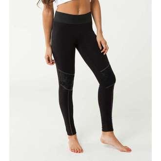 pants women (leggings) METAL MULISHA - FETT - BLK