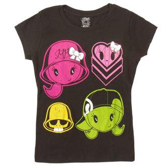 t-shirt street children's unisex - BFF - METAL MULISHA - M148S18103.01