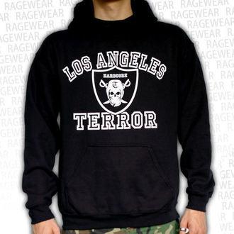 hoodie men's Terror - Los Angeles - RAGEWEAR, RAGEWEAR, Terror