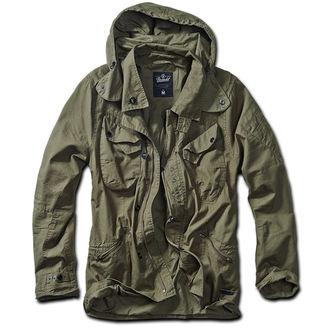 jacket men spring/autumn BRANDIT - Byron - Olive - 3133/1