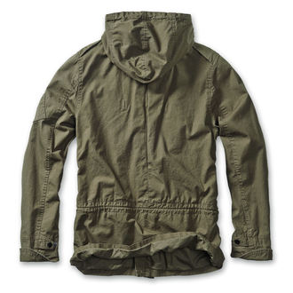 spring/fall jacket men's - Byron - BRANDIT - 3133-olive
