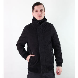 jacket men spring/autumn BRANDIT - Pike Road - Black- 3134/2