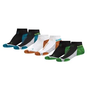 socks GLOBE - LEFT AND RIGHT SOCK 3 PACK, GLOBE