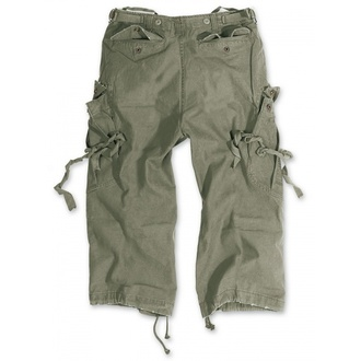 shorts 3/4 men SURPLUS - Vintage - Olive, SURPLUS