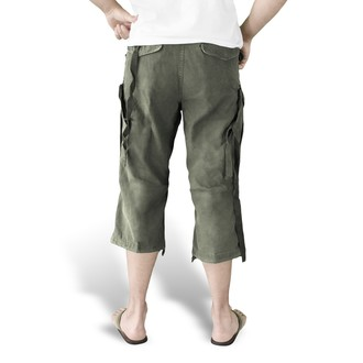 shorts 3/4 men SURPLUS - Vintage - Olive - 05-5597-61