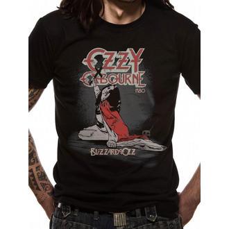 t-shirt metal men's unisex Ozzy Osbourne - Blizzard Of Ozz - LIVE NATION, LIVE NATION, Ozzy Osbourne