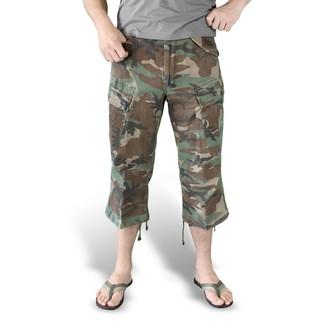 shorts 3/4 men SURPLUS - Vintage - Woodland - 05-5597-62