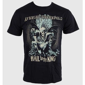 t-shirt metal men's unisex Avenged Sevenfold - En Vie - BRAVADO EU, BRAVADO EU, Avenged Sevenfold