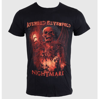 t-shirt metal men's unisex Avenged Sevenfold - Inner Rage - BRAVADO EU, BRAVADO EU, Avenged Sevenfold
