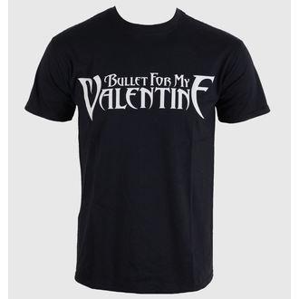 t-shirt metal men's unisex Bullet For my Valentine - Logo - BRAVADO EU, BRAVADO EU, Bullet For my Valentine