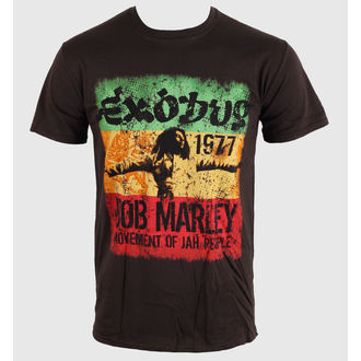 t-shirt metal men's unisex Bob Marley - Movement Dk - ROCK OFF - BMATS05MB
