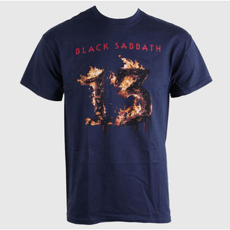 t-shirt metal men's unisex Black Sabbath - 13 New Album - BRAVADO EU, BRAVADO EU, Black Sabbath
