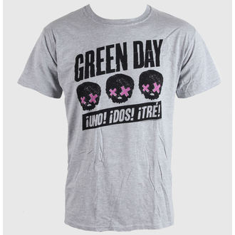t-shirt metal men's unisex Green Day - Heads Better Than - BRAVADO EU, BRAVADO EU, Green Day