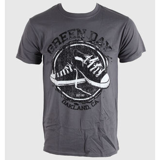 t-shirt metal men's unisex Green Day - Converse - BRAVADO EU, BRAVADO EU, Green Day