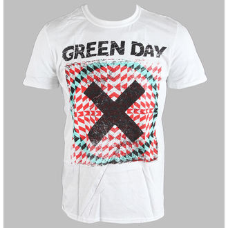 t-shirt metal men's unisex Green Day - Xllusion - BRAVADO EU, BRAVADO EU, Green Day