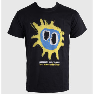 t-shirt metal men's unisex Primal Scream - Yellow - BRAVADO EU, BRAVADO EU