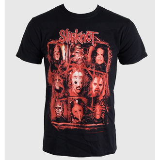 t-shirt metal men's unisex Slipknot - Rusty Face - BRAVADO EU, BRAVADO EU, Slipknot
