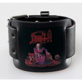 bracelet Death - Scream Bloody Gore - RAZAMATAZ