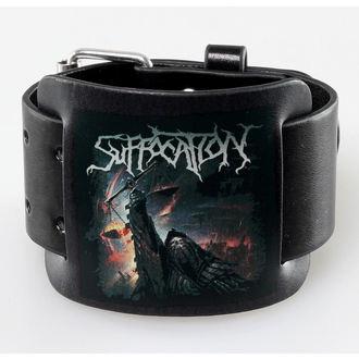 bracelet Suffocation - Pinnacle Of Bedlam - RAZAMATAZ