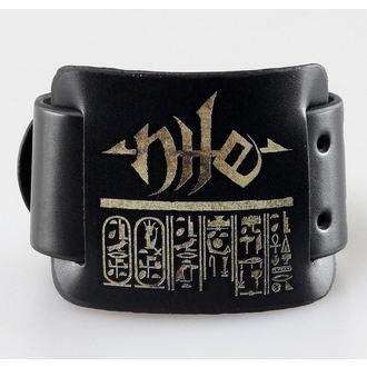 bracelet Nile - Logo / Hieroglyphs - RAZAMATAZ, RAZAMATAZ, Nile