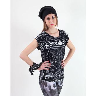 t-shirt women's unisex - Spell - KILLSTAR - Black
