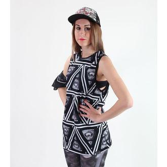 top (unisex) KILLSTAR - Illuminati - Black
