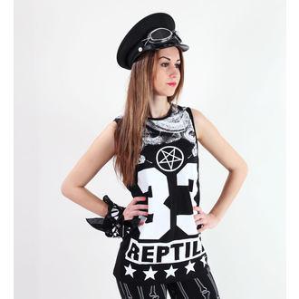 top KILLSTAR - Reptile - Black