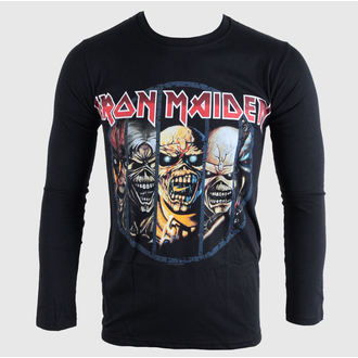 t-shirt metal men's children's Iron Maiden - Eddie Evolution - BRAVADO EU, BRAVADO EU, Iron Maiden