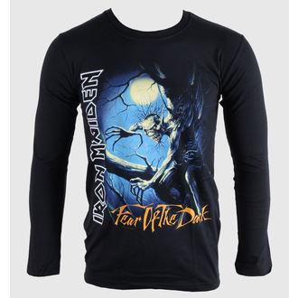 t-shirt metal men's children's Iron Maiden - Fear of The Dark - BRAVADO EU, BRAVADO EU, Iron Maiden