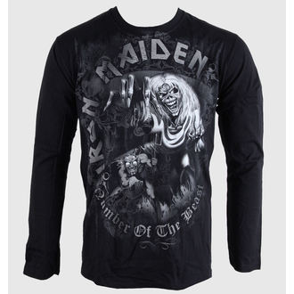 t-shirt metal men's children's Iron Maiden - NOTB - BRAVADO EU, BRAVADO EU, Iron Maiden