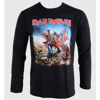 t-shirt metal men's children's Iron Maiden - Trooper - BRAVADO EU, BRAVADO EU, Iron Maiden