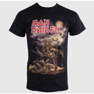 t-shirt metal men's children's Iron Maiden - Sanctuary - ROCK OFF - IMTEE31MB
